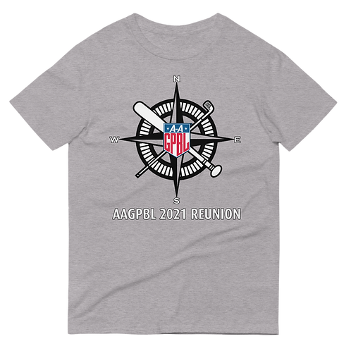 AAGPBL 2021 Reunion - Grey Unisex Shirt