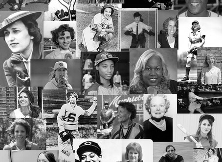 #Spotlight - Women's History Month - The Players of the AAGPBL and Negro Leagues