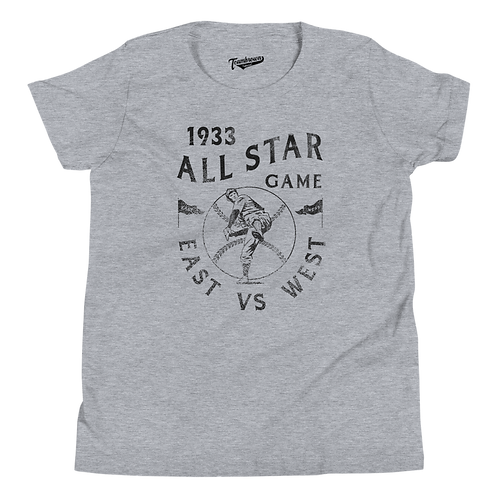1933 East vs West All Star Game - Kids T-Shirt