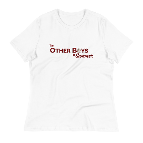 The Other Boys of Summer - Women's Relaxed Fit T-Shirt (Various Colors)