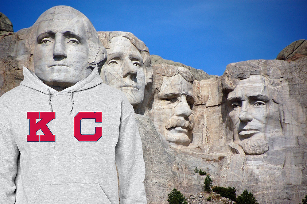 Monarchs Mount Rushmore