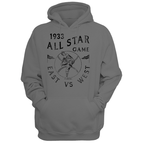 1933 East vs West All Star Game - Unisex Premium Hoodie