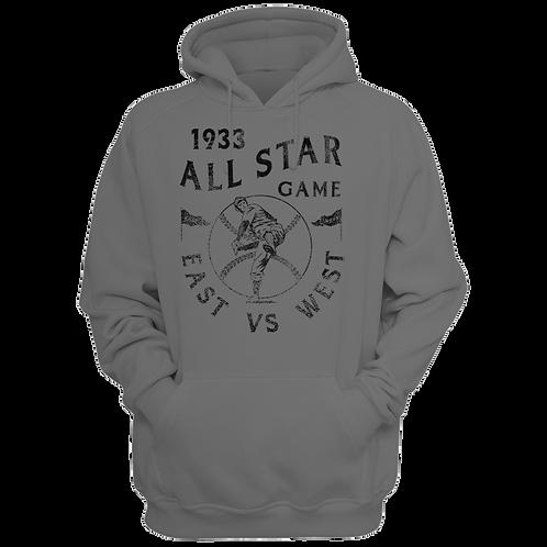 1933 East vs West All Star Game - Unisex Premium Hoodie