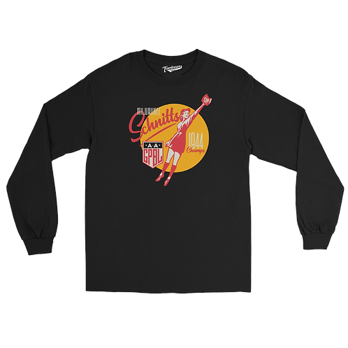 Diamond - Milwaukee Schnitts - Unisex Long Sleeve Crew T-Shirt