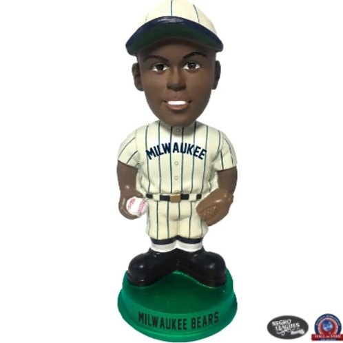 Milwaukee Bears - Negro Leagues Vintage Bobbleheads - Green Base - PRESALE