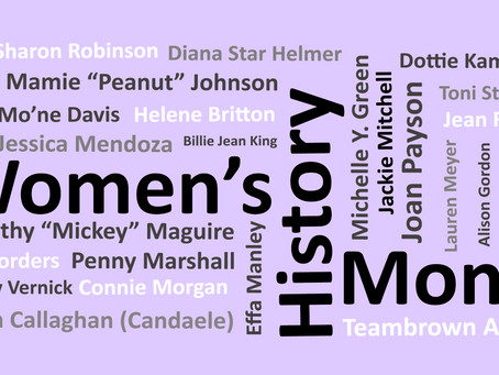 #Spotlight - Women's History Month - Billie Jean King