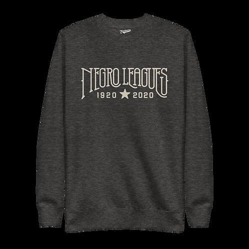 Negro Leagues 100 Fleece Pullover Crewneck