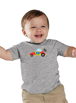 Race Car 2nd Birthday - Toddler T-Shirt