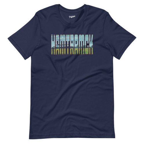 Hamtramck Stadium by Andy Brown - Unisex T-Shirt