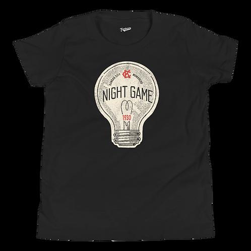 1st Night Game - KC Monarchs 1930 - Kids T-Shirt