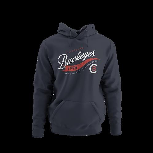 1945 Champions - Cleveland Buckeyes - Unisex Premium Hoodie