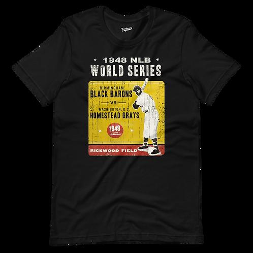 1948 NLB World Series - Unisex T-Shirt