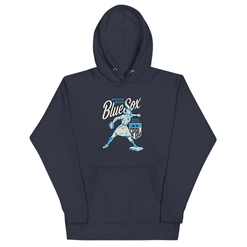 Diamond - South Bend Blue Sox Unisex Premium Hoodie