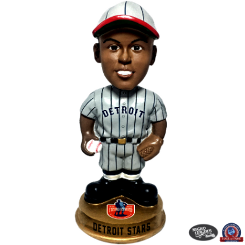 Detroit Stars - Negro Leagues Vintage Bobbleheads - Gold Base