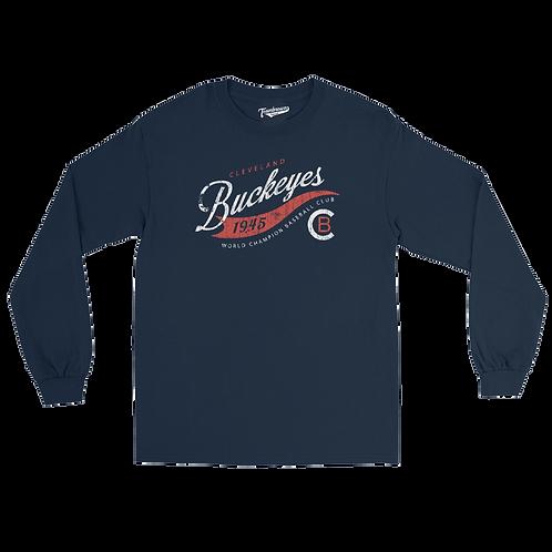 1945 Champions - Cleveland Buckeyes - Unisex Long Sleeve