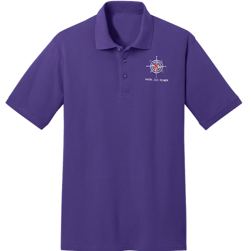 AAGPBL 2021 Reunion - Embroidered Golf Shirt (Limited Edition)