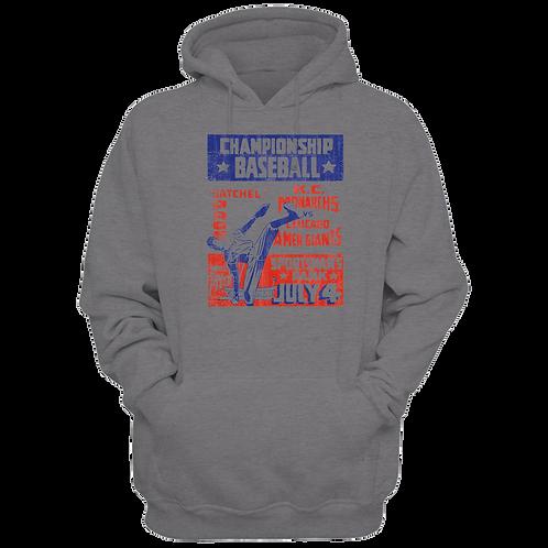 Monarchs and American Giants - Unisex Premium Hoodie