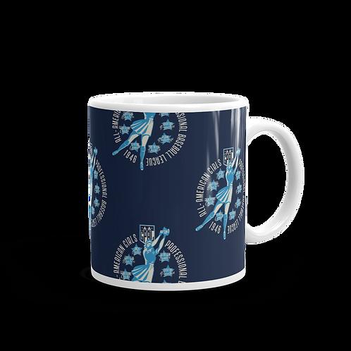 AAGPBL - 1946 - WOTD 11oz Mug