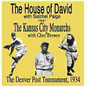 The House of David with Satchel Paige
