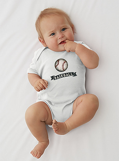 Baseball - Infant Onesie (Wholesale)