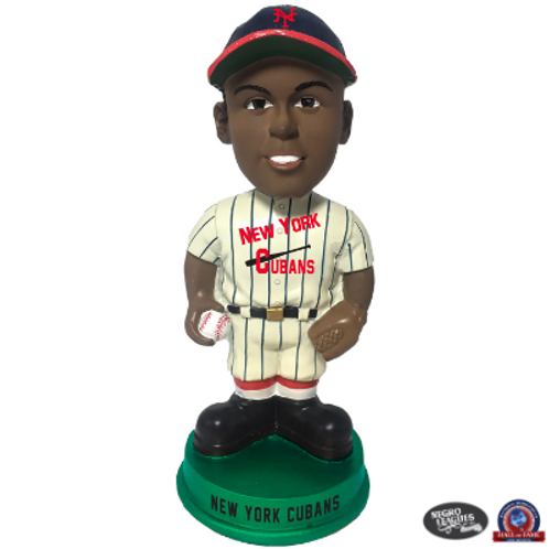 New York Cubans - Negro Leagues Vintage Bobbleheads - Green Base (PRESALE)