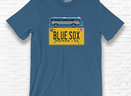 #Spotlight - Hometown Collection - South Bend Blue Sox