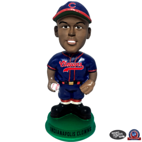 Indianapolis Clowns - Negro Leagues Vintage Bobbleheads - Green Base