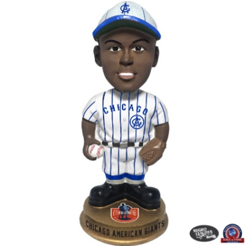 Chicago American Giants - Negro Leagues Vintage Bobbleheads - Gold Base