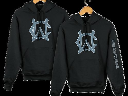 WCL - West Coast League - Unisex Premium Hoodie (Sleeve name Optional)
