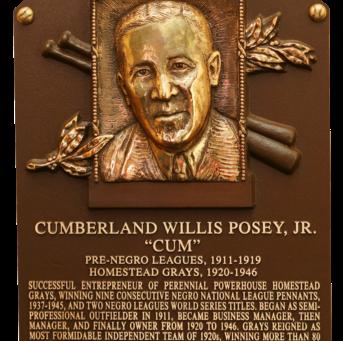 Cum Posey Region - Filling the Void - Negro League Tournament - Round 1