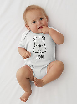 Woof Dog - Infant Onesie (Wholesale)