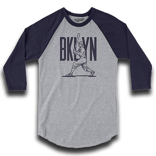 Brooklyn (City Series) - Unisex Baseball Shirt