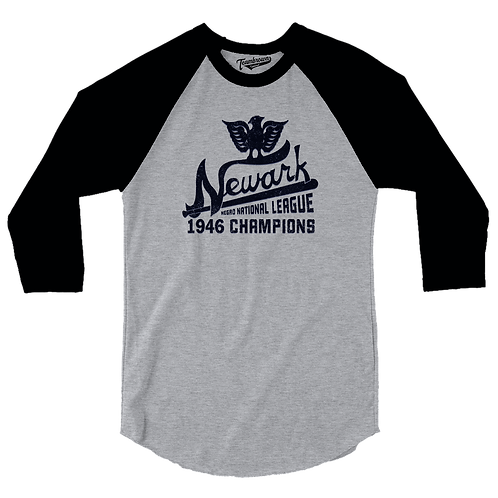 1946 Champions - Newark Eagles  - Baseball Shirt