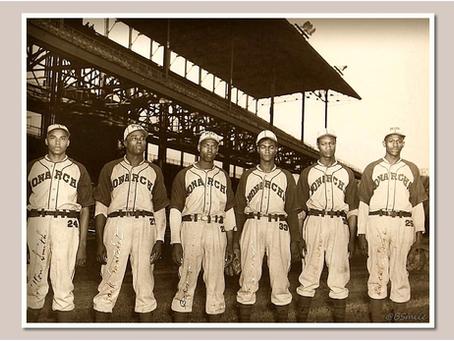 #Spotlight - Part 4 - Centennial Celebration - Baseball thru Satchel's travels