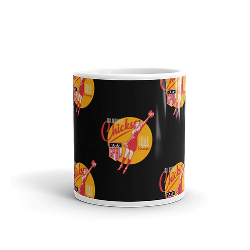 Diamond - Milwaukee Chicks - WOTD 11oz Mug