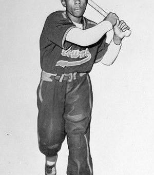 #Spotlight - Black History Month - Hank Aaron - The Negro Leagues