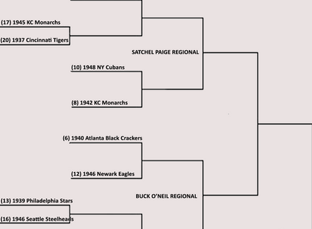 #Spotlight - Opening Day and Uniform Bracket - Play In Round