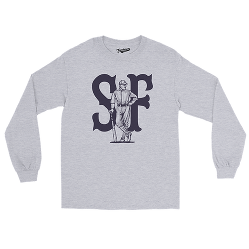 San Francisco (City Series) - Unisex Long Sleeve Crew T-Shirt
