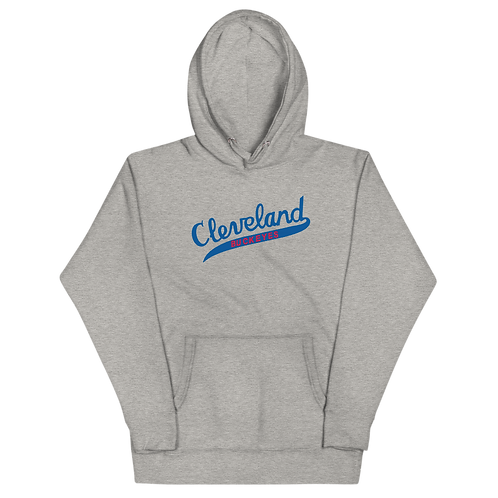 SALE - Cleveland Buckeyes Unisex Premium Hoodie
