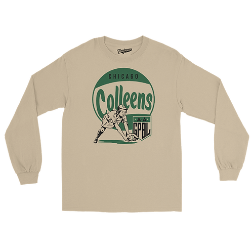 Diamond - Chicago Colleens - Unisex Long Sleeve Crew T-Shirt