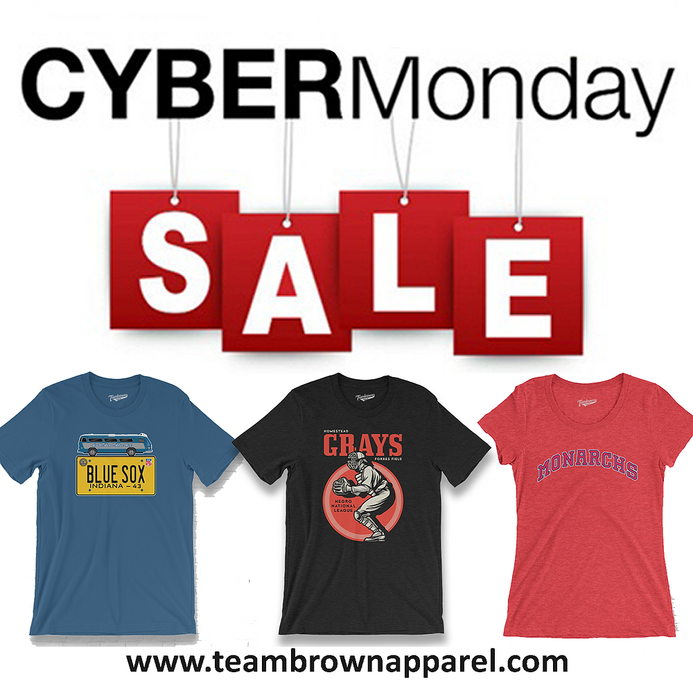 Cyber Monday at Teambrown Apparel