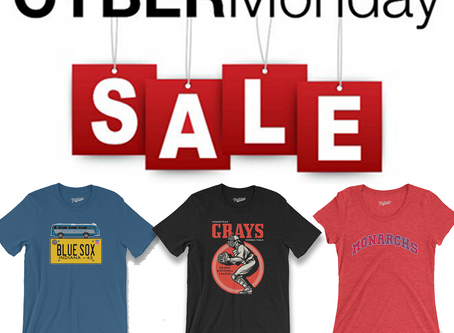CyberMonday Deals at Teambrown Apparel