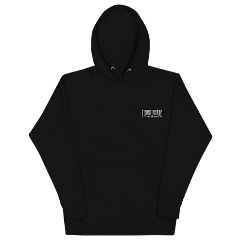 Negro Leagues 100 Embroidered Premium Hoodie