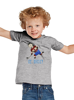 Hockey - Toddler T-Shirt