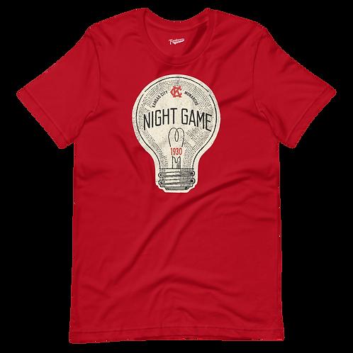 1st Night Game - KC Monarchs 1930 - Unisex T-Shirt
