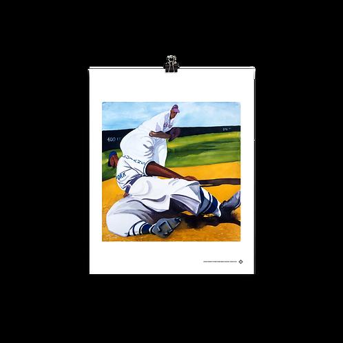 Cuban Slide by Dane Tilghman - Matte Paper Giclée-Print