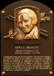 Effa Manley Region - Round of 32
