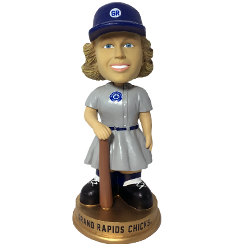 Grand Rapids Chicks AAGPBL Vintage Bobbleheads (PRESALE)