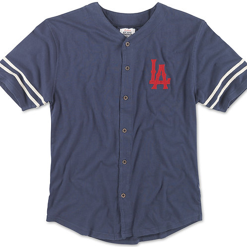 American Needle - Archive - Los Angeles Angels Jersey Tee