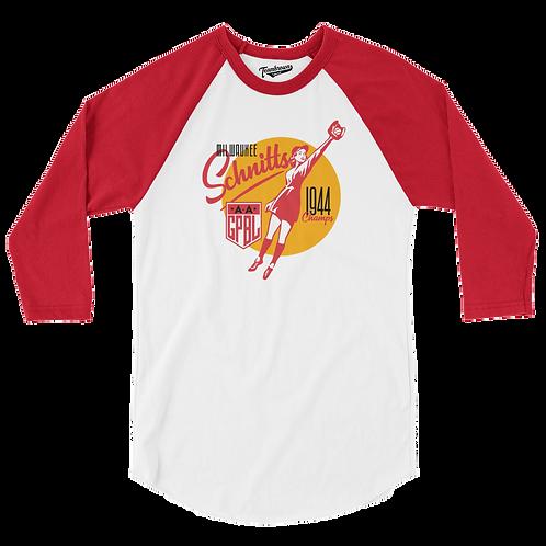 Diamond - Milwaukee Schnitts - Baseball Shirt